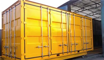 特种集装箱在运送过程中需求留意哪些事项?