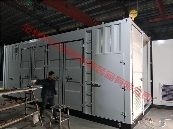 电气设备特种集装箱