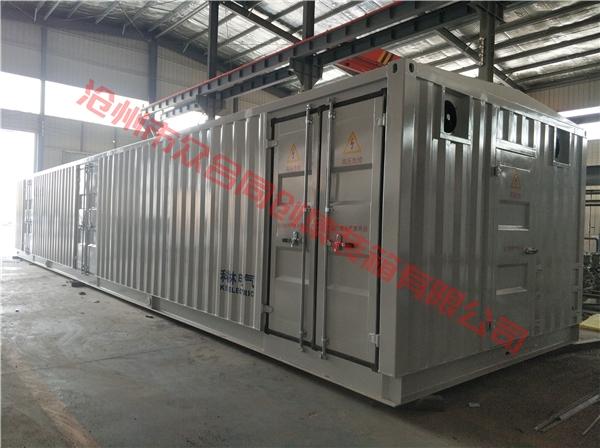 内蒙电力设备集装箱