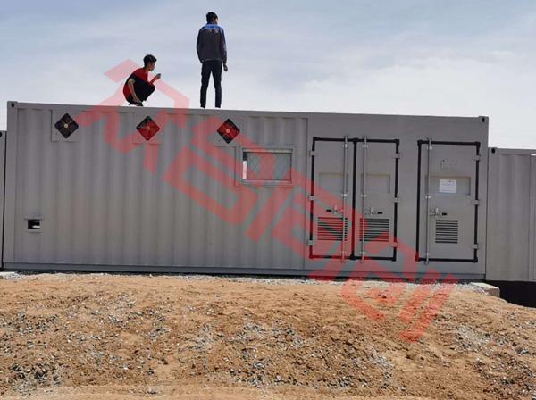 天津拼接式集装箱