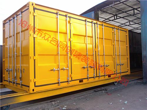 河南设备集装箱